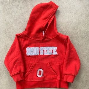 Other - 5/$20 Toddler Boys Girls Ohio State OSU Hoodie 3T